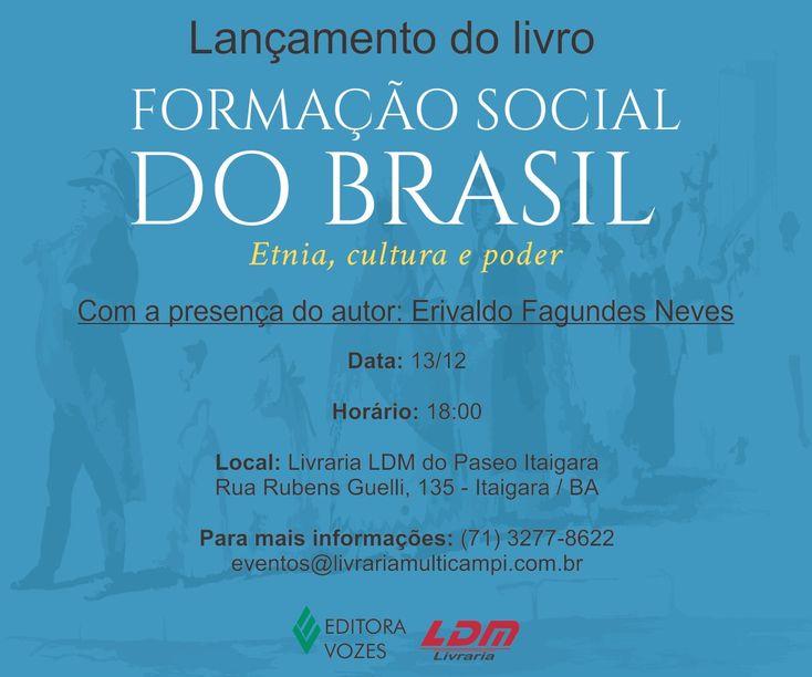 Formação Social do Brasil